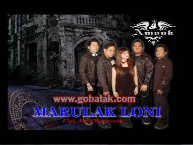 Amonk Band - Marulak Loni
