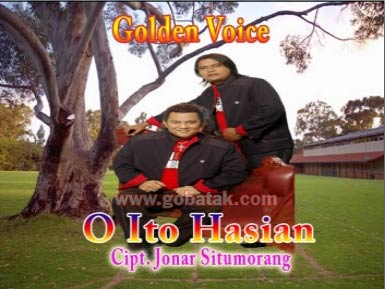 O Ito Hasian - Golden Voice