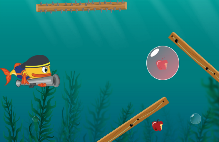 android game pora lake rescuer