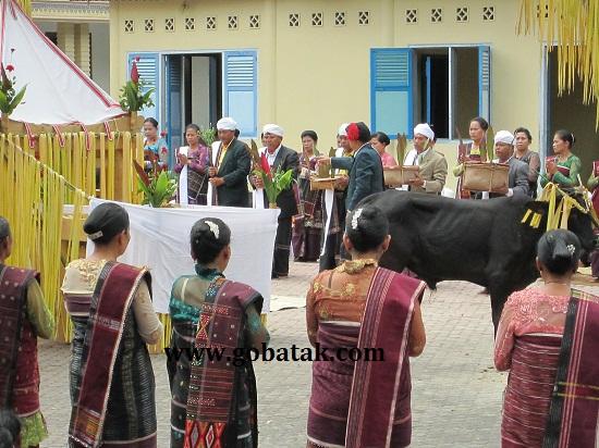 ritual parmalim sipahalima