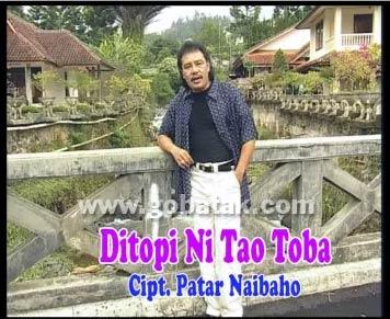 Di Topi Ni Tao Toba by Toni Van Simarmata