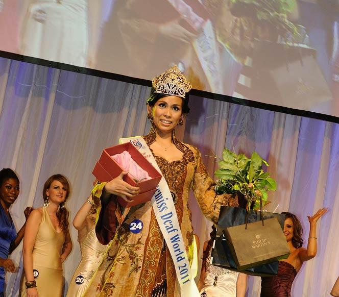 Miss Deaf World 2011
