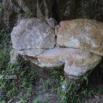 Batu gajah - batu kerbau