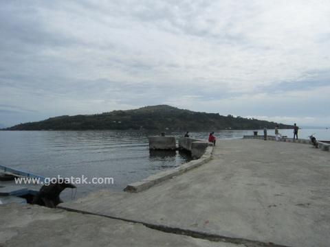 Sibandang Island