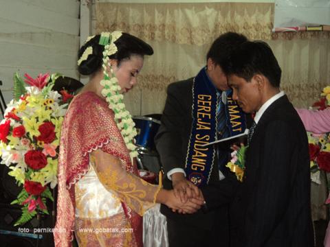 proses pernikahan batak