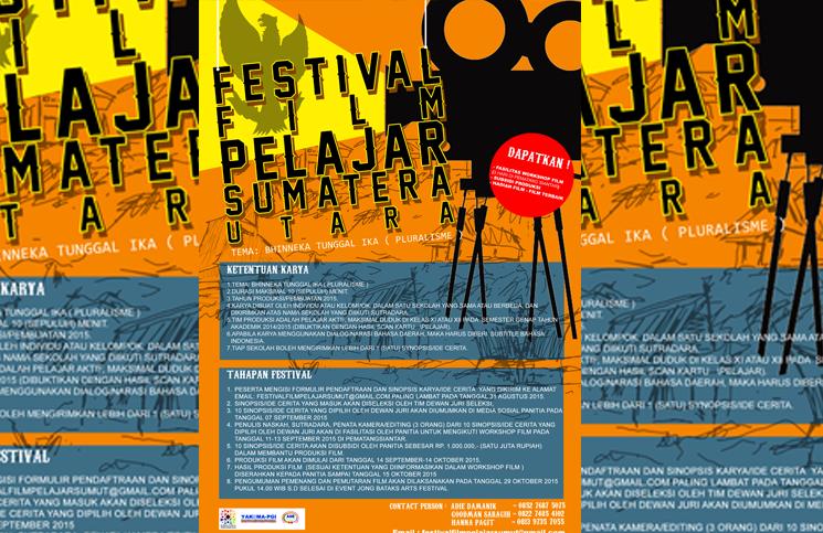 Festival-Film-Pelajar-Sumatera-Utara