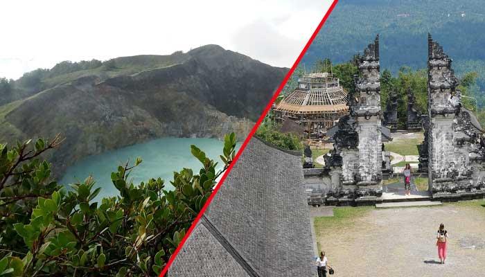 10 Tempat Wisata Di Indonesia Yang Mendunia No 7 Bikin