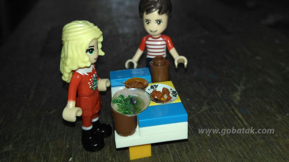 Belajar Bahasa Batak Doa Mau Makan Dalam Bahasa Batak Toba